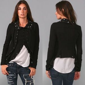 Free People The Clash Jacket